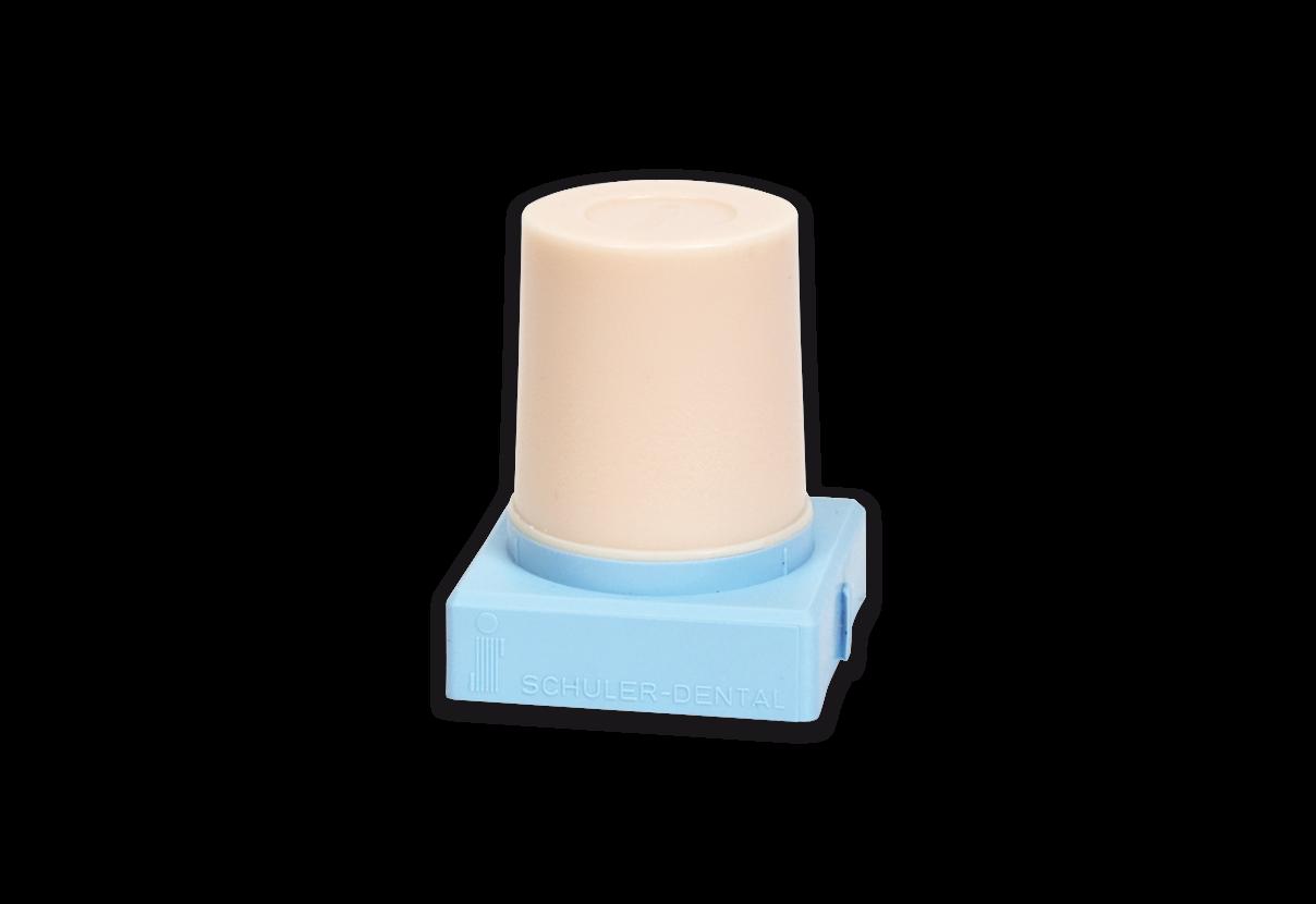 S-U-DIAGNOSTIKWACHS-A zahnfarben A2, ideal für wax-ups