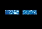 S-U-CERA-BLAST und S-U-AURO-BLAST Glasperlen Vergleich