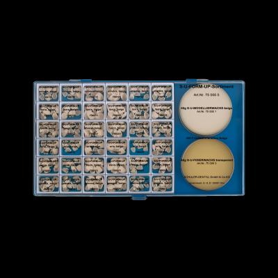 S-U-FORM-UP beige, komplettes Sortiment – für wax-ups
