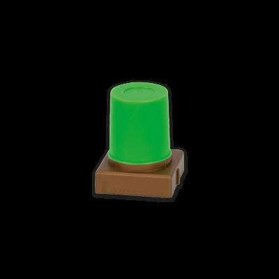 S-U-MODELLIERWACHS K+B, A-brilliant grün