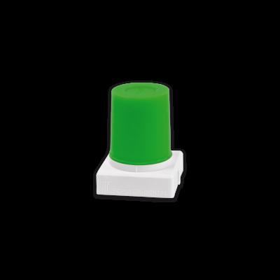 S-U-MODELLIERWACHS K+B, O-brilliant grün