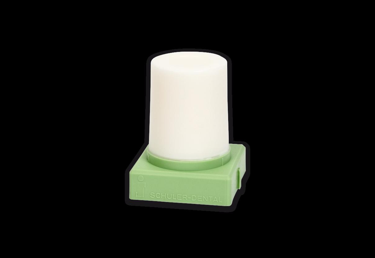 S-U-DIAGNOSTIC-WAX-O white, ideal for wax-ups