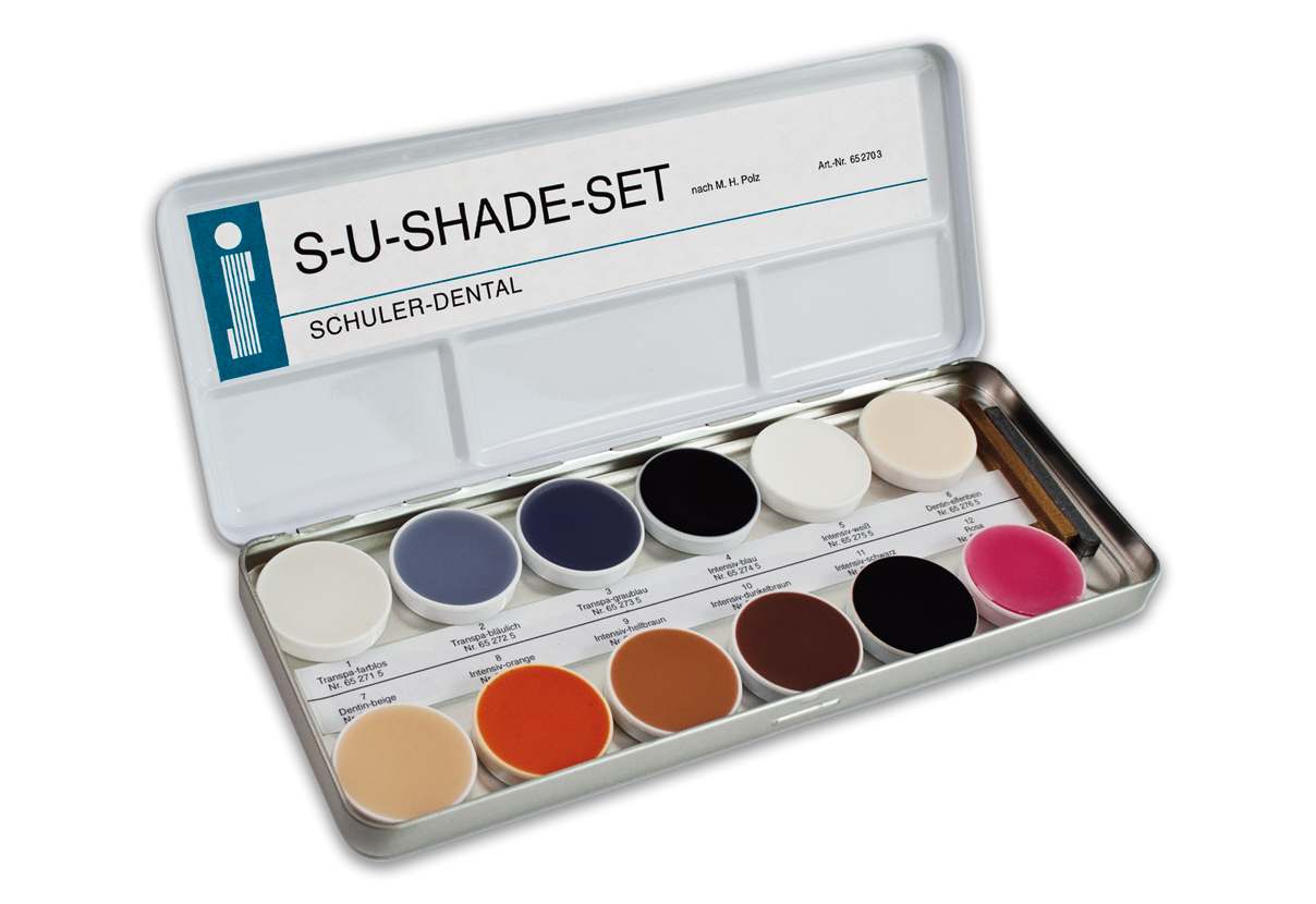 S-U-SHADE-SET for a natural design