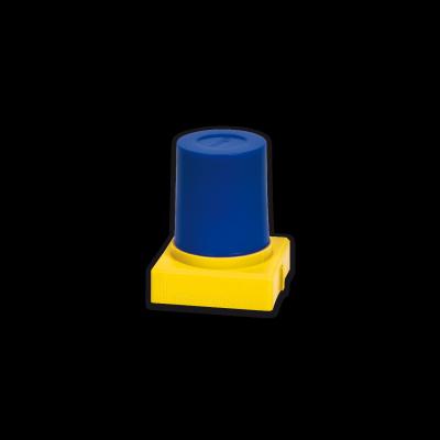 S-U-MILLING-WAX, blue extra-hard