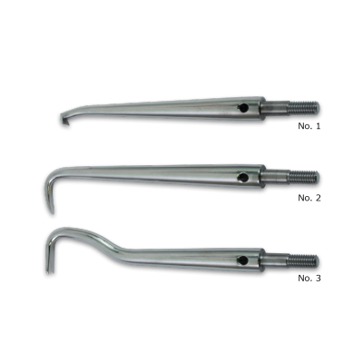 S-U-HOOKS for the Crown and Bridge Remover