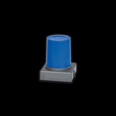S-U-MODELLING-WAX, blue hard. An universal casting wax.