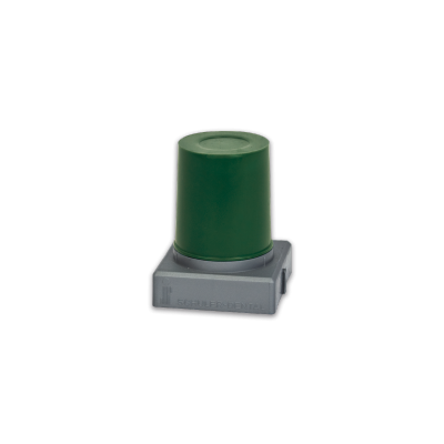 S-U-MODELLING-WAX, green medium-hard. An universal casting wax.