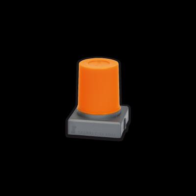 S-U-UNDERLAY-WAX, orange smooth. Ductile. Also suitable for cervical margins.